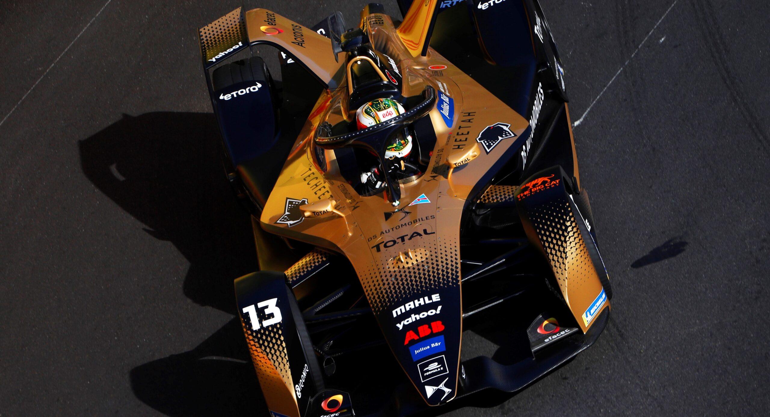 Qualifiche E-Prix di Monaco di Formula E: da Costa in pole con la sua DS.