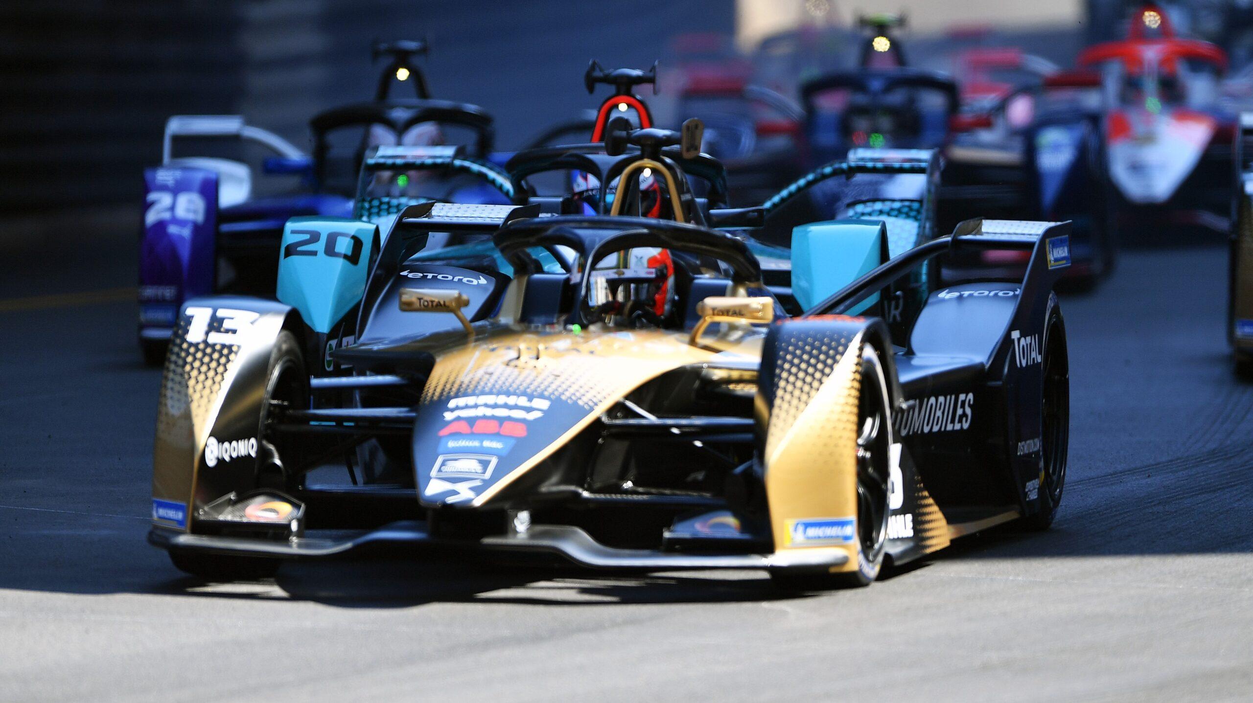 Gara E-Prix di Monaco di Formula E: Vince Da Costa con la sua DS, disastro Mercedes.