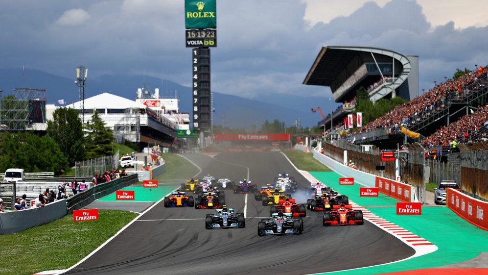 F1: Gp di Spagna aperto parzialmente al pubblico.