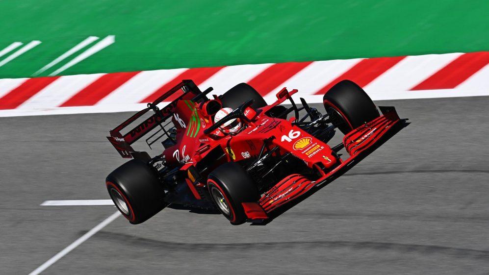 Diretta del Gp di Spagna di F1