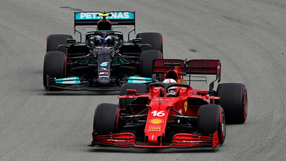 """Leclerc dopo il Gp di Spagna: """"Forti nel terzo settore, speriamo per Monaco."""""""