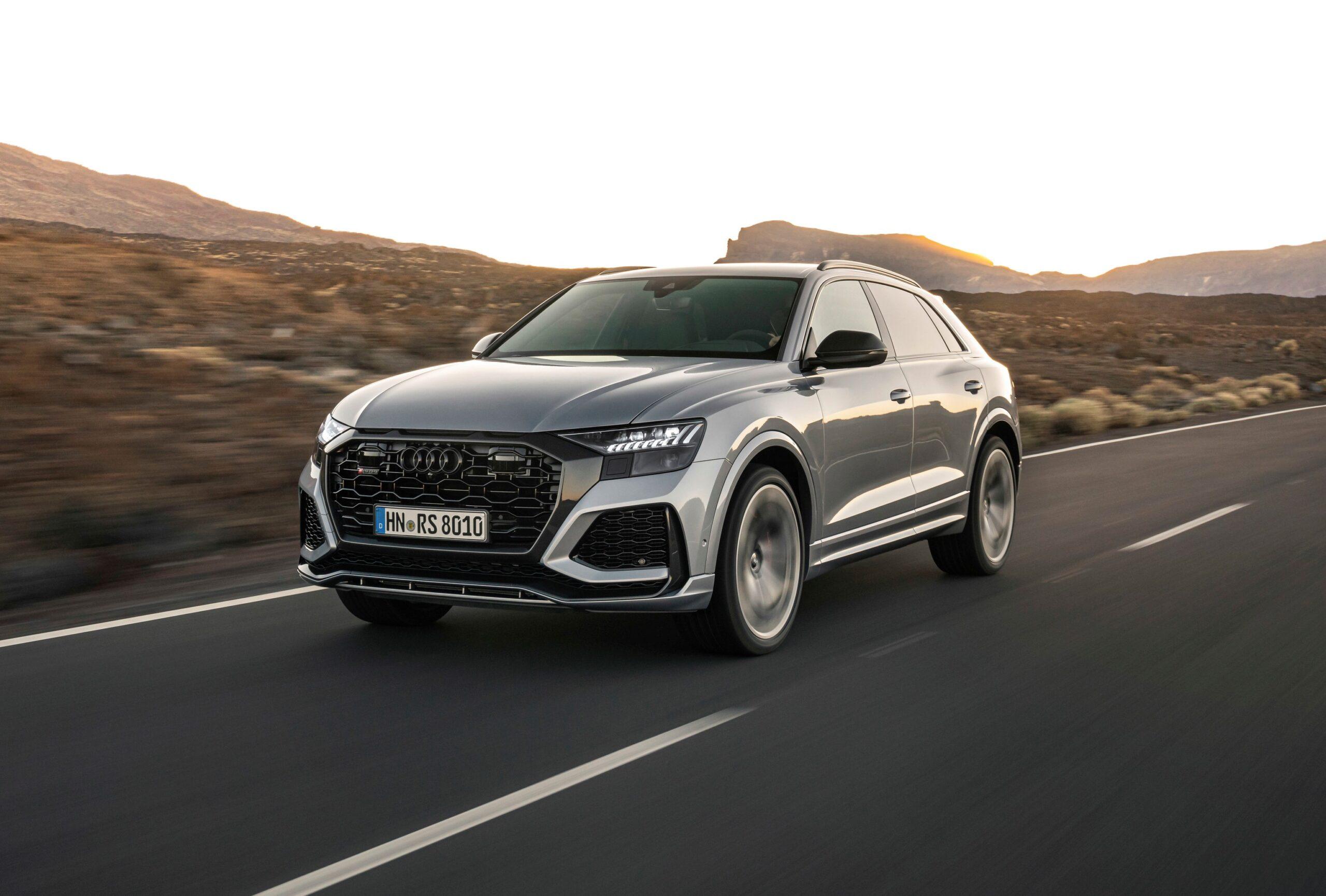 Quanto costa mantenere un'Audi RS Q8?