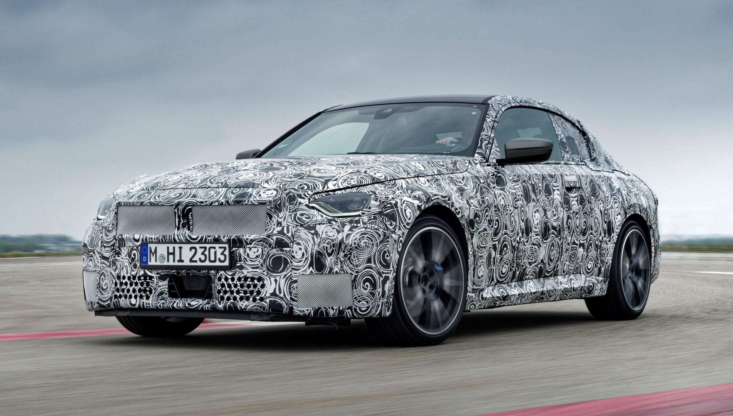 Nuova BMW Serie 2 Coupé: prime informazioni.