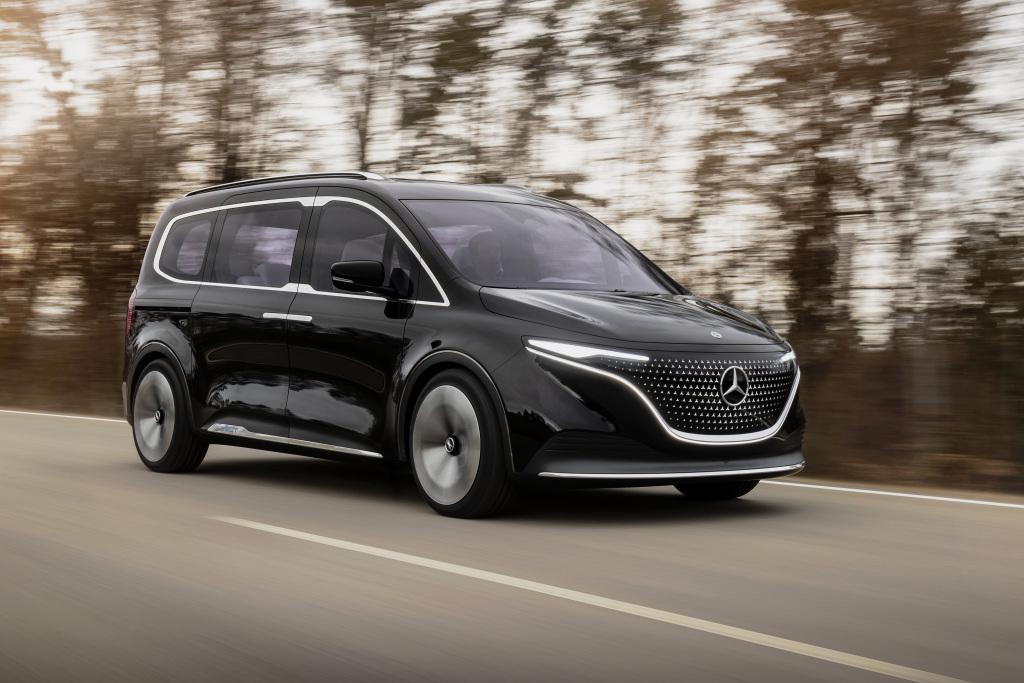 Mercedes-Benz presenta il concept EQT.