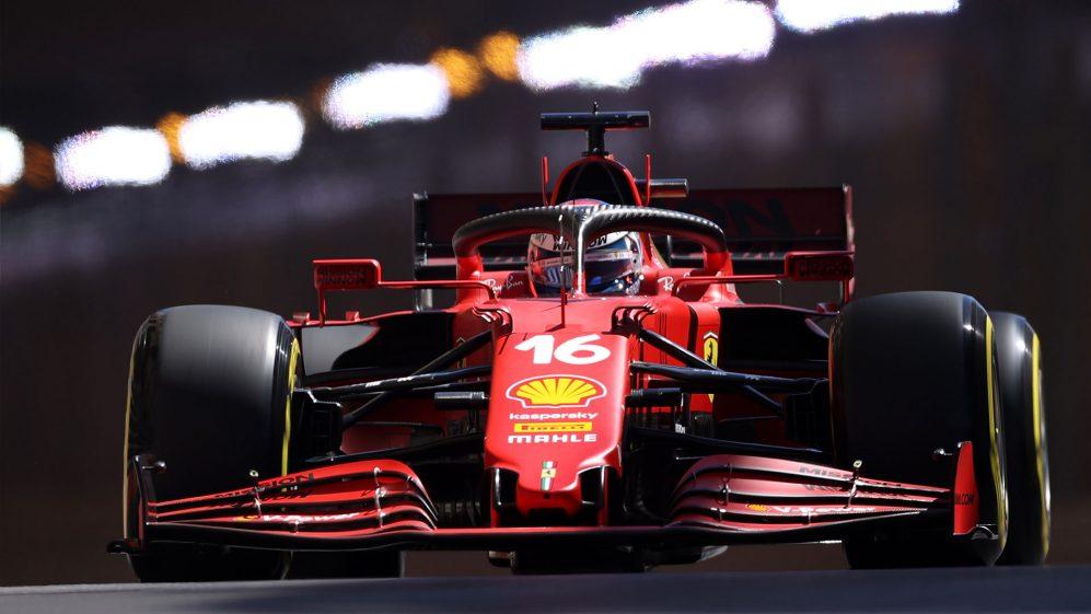 Prove libere Gp di Monaco: Ferrari torna grande, 1° e 2° per le rosse.