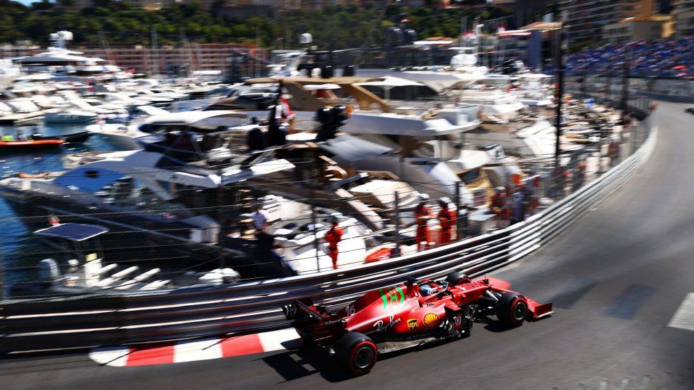 Qualifica GP di Monaco di F1: Leclerc in Pole Position con un incidente.