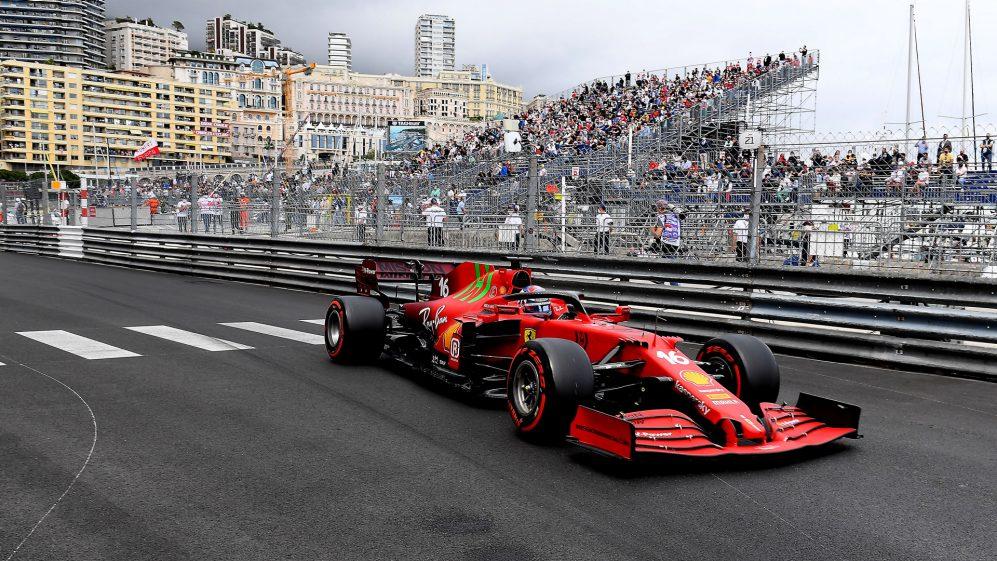 Diretta Gp di Monaco di F1: Verstappen leader, secondo Sainz.