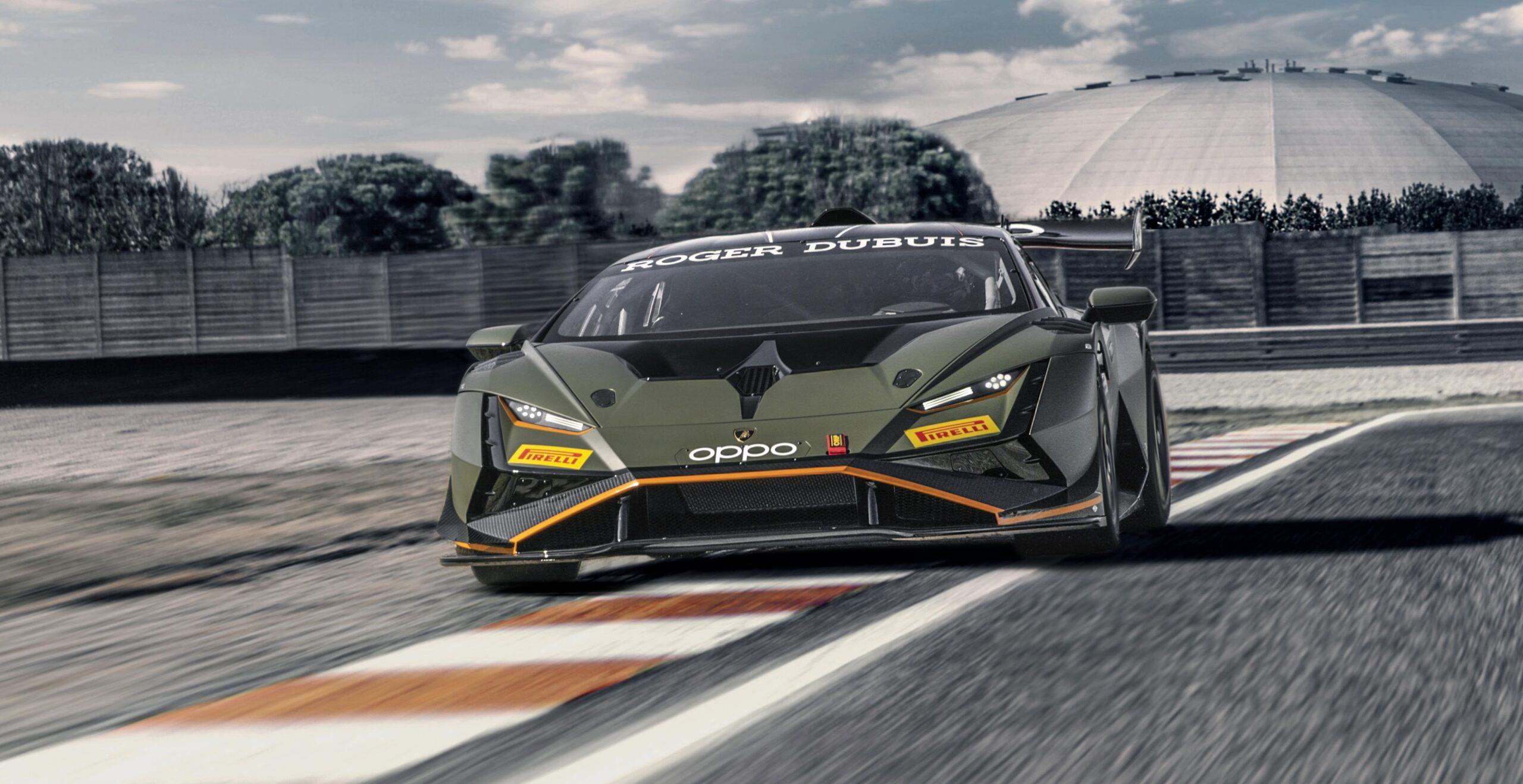 Nuova Lamborghini Huracan Super Trofeo EVO2. Tutte le informazioni