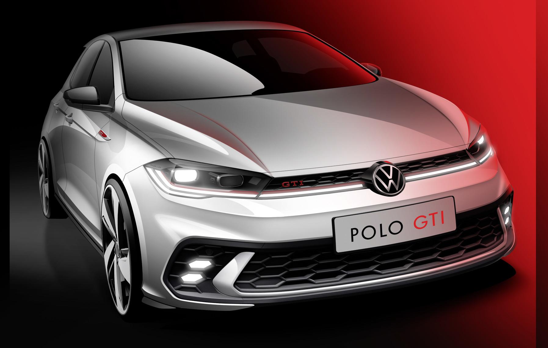 In arrivo la nuova Volkswagen Polo GTI.