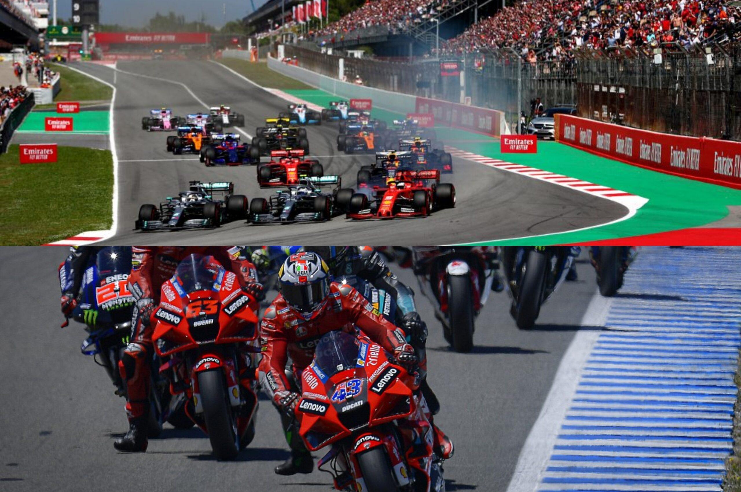 Formula 1 vs Motogp. Chi vince?