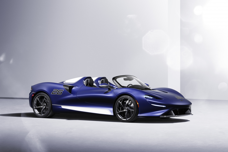 McLaren Elva: adesso arriva la versione con il parabrezza