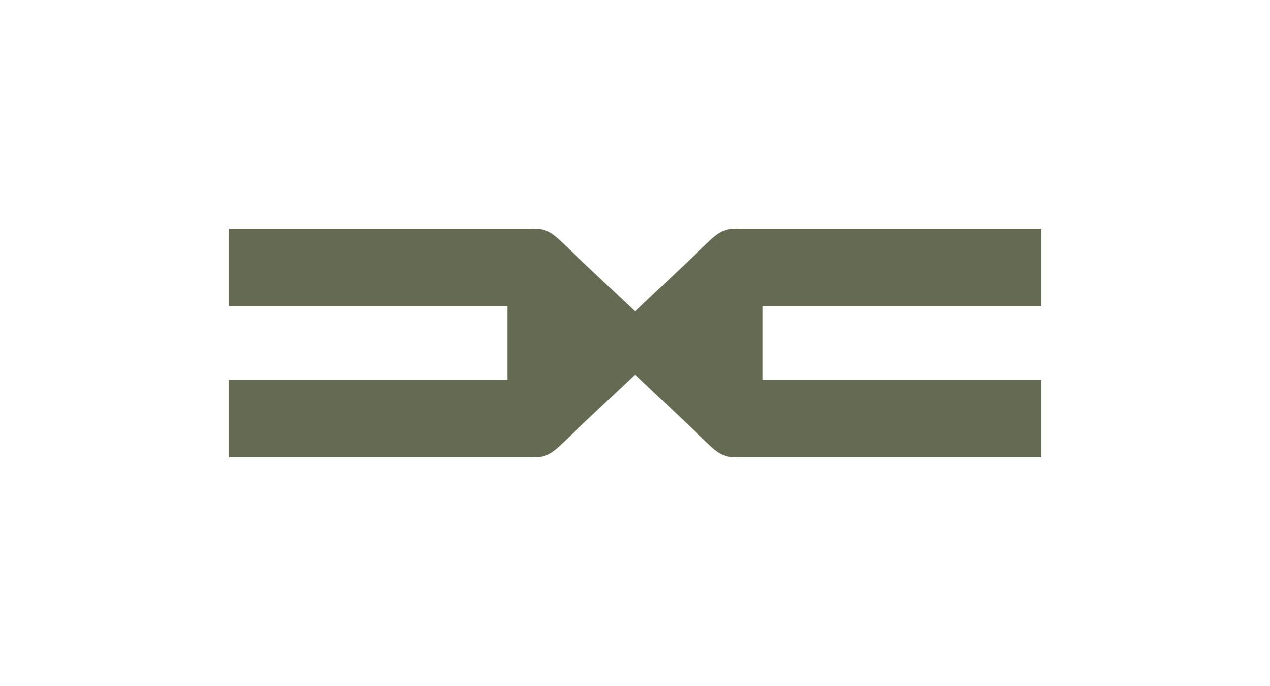 Dacia sfoggia il nuovo logo.