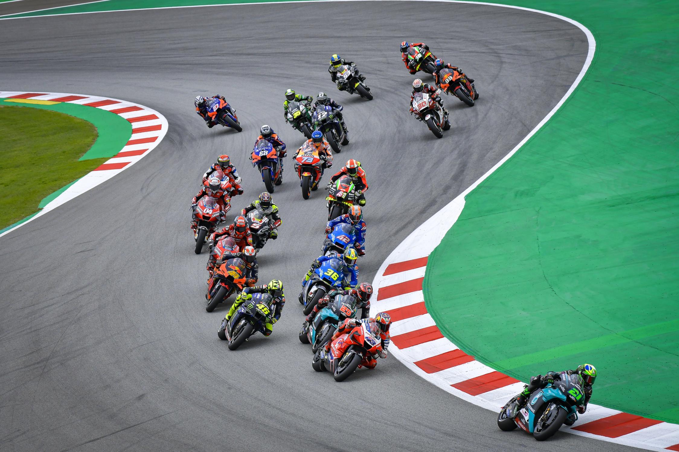 Meteo Catalogna: Previsioni meteo per la gara di MotoGP in Spagna.