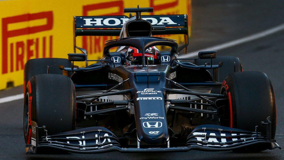 Prove libere 3 Gp di Baku: Gasly primo, Ferrari 4° e 5°.