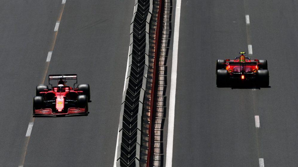 Diretta Gp Baku di F1.