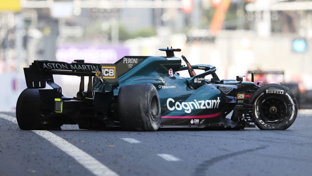 Pirelli spiega i motivi degli incidenti di Stroll e Verstappen. Inoltre, rivela che anche Hamilton aveva un taglio alla gomma.