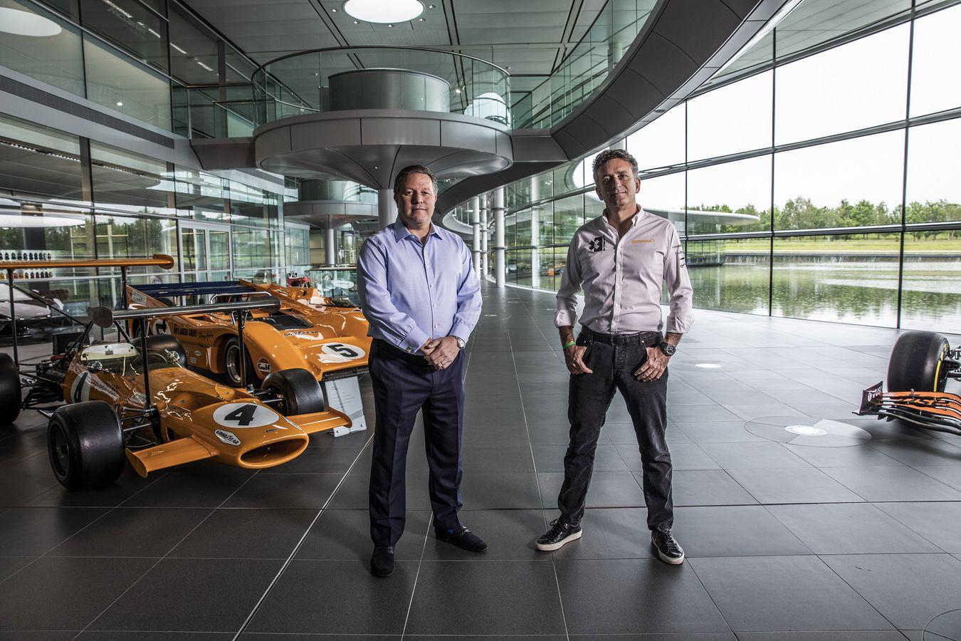 McLaren entra ufficialmente nella serie di corse Extreme E.