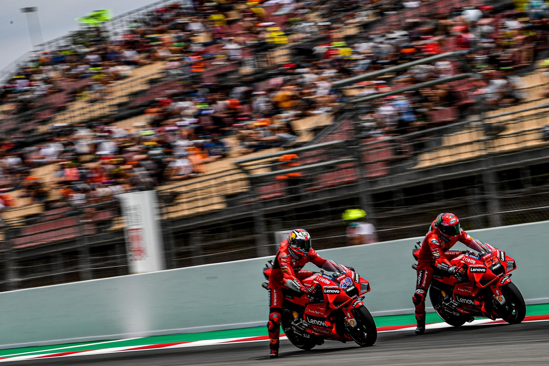 MotoGP: Gresini Racing e Ducati insieme per un nuovo progetto.