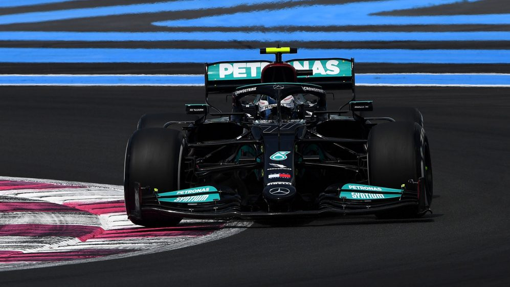 Prove libere 1 del Gp di Francia: Mercedes domina, Ferrari 11° e 16°.