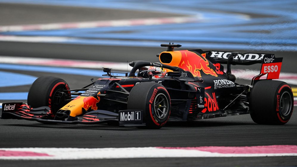 Prove libere 3 del Gp di Francia: Verstappen domina, Ferrari 3° e 11°.