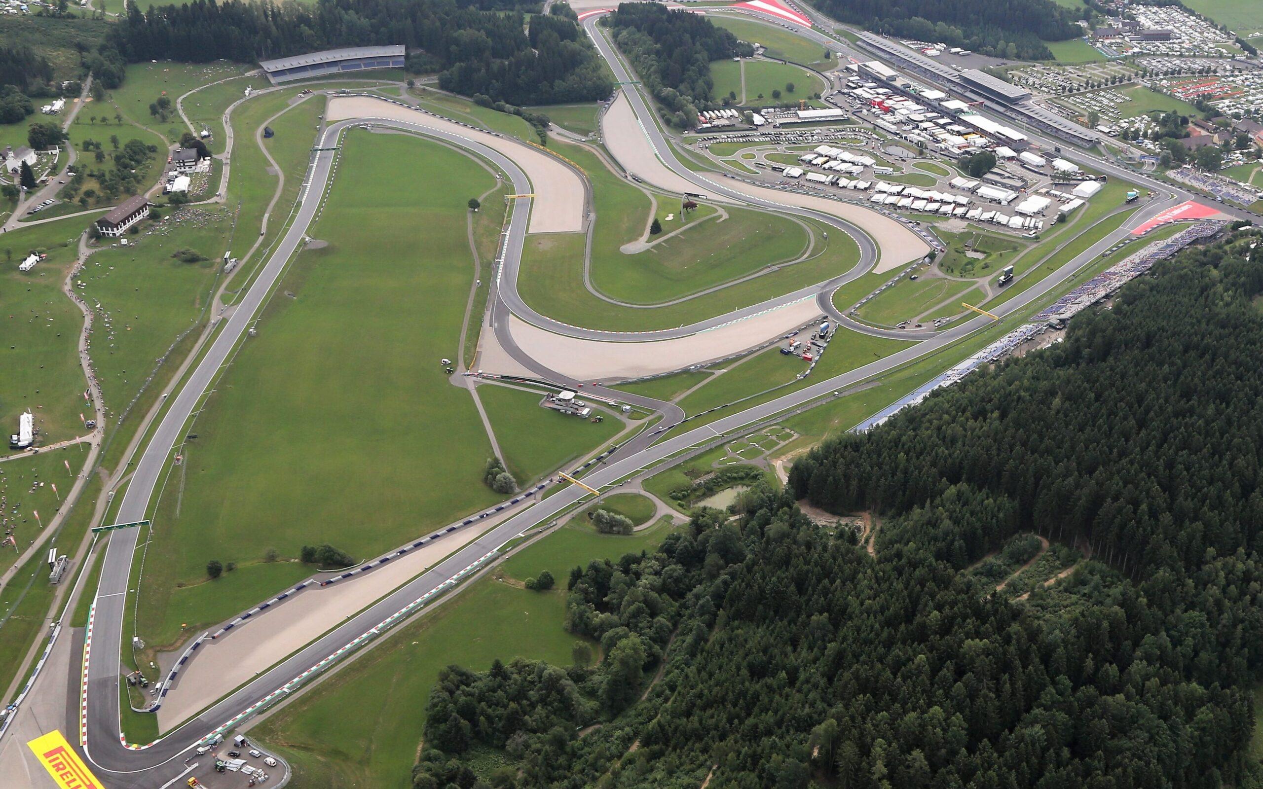 Meteo Spielberg: Previsioni meteo per la gara di F1 in Austria.