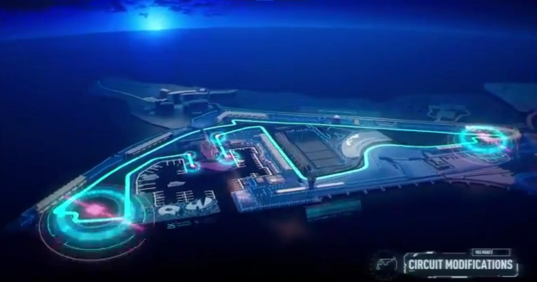 Il circuito di Abu Dhabi si rinnova, modifiche importanti.