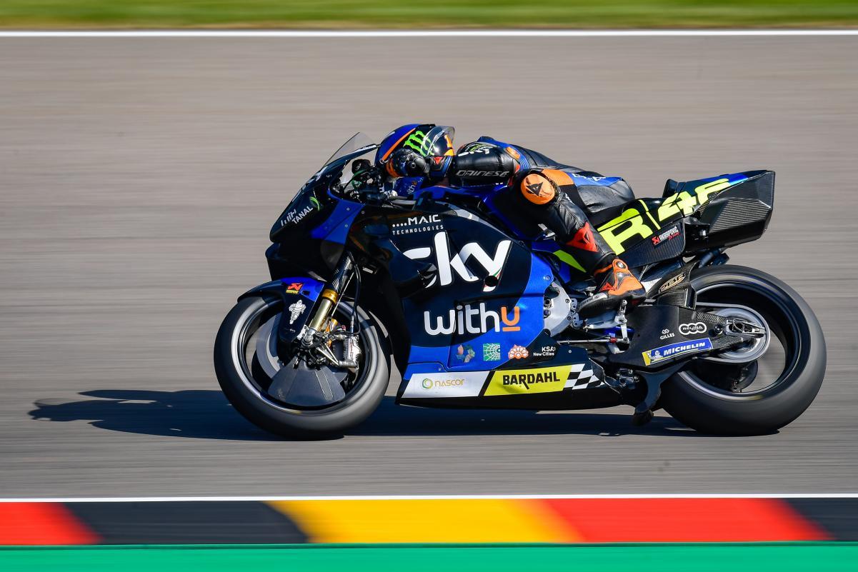 VR46 Team correrà in MotoGP nel 2022.