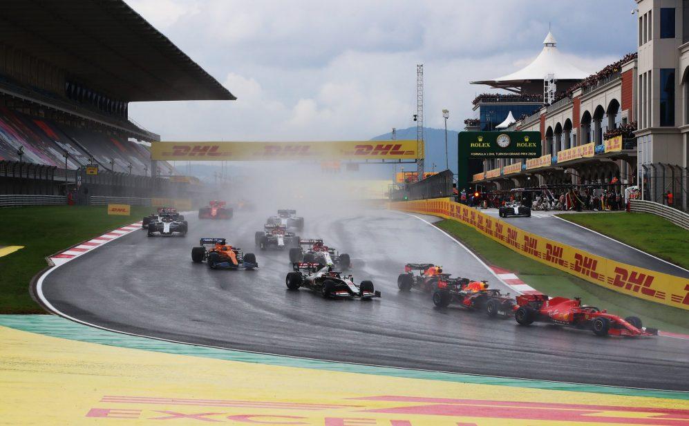 Il Gp di Turchia ritorna nel calendario di F1 2021.