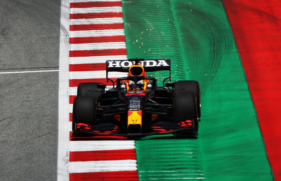 Prove libere 2 del Gp di Stiria: Verstappen sempre primo, Ferrari 11° e 13°.