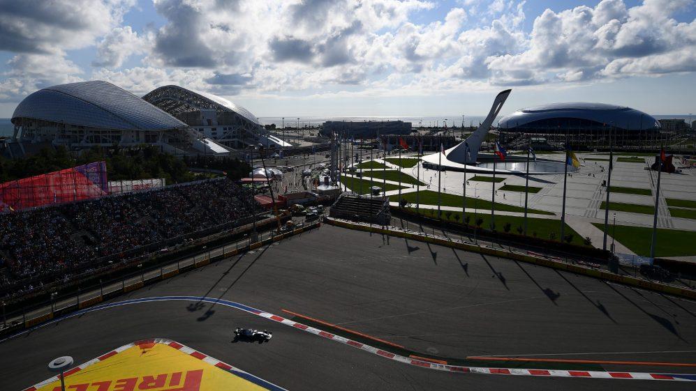 Gp di Russia: Addio Sochi, entra il circuito di San Pietroburgo.