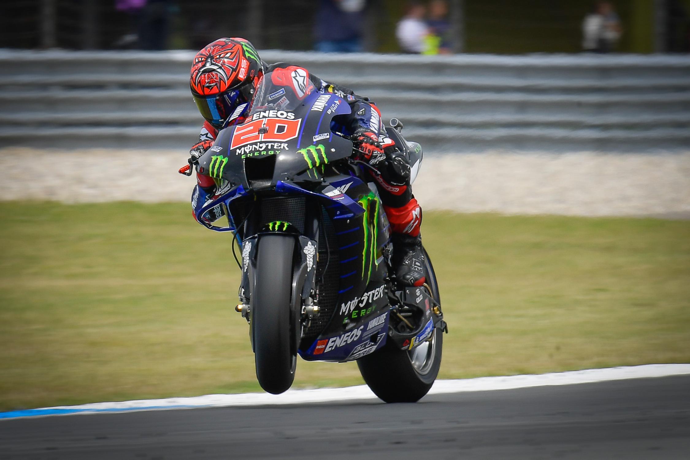 Gp di Assen, risultati gara: Quartararo vince, doppietta Yamaha.