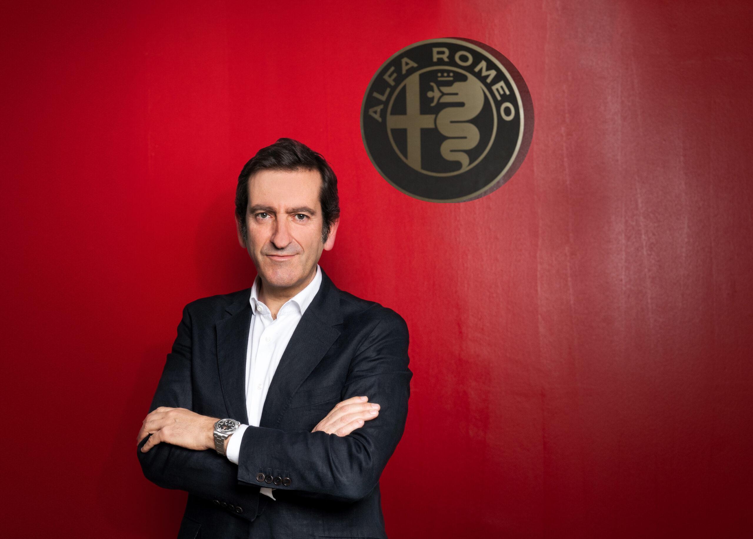 Alejandro Mesonero-Romanos è il nuovo Head of Alfa Romeo Design