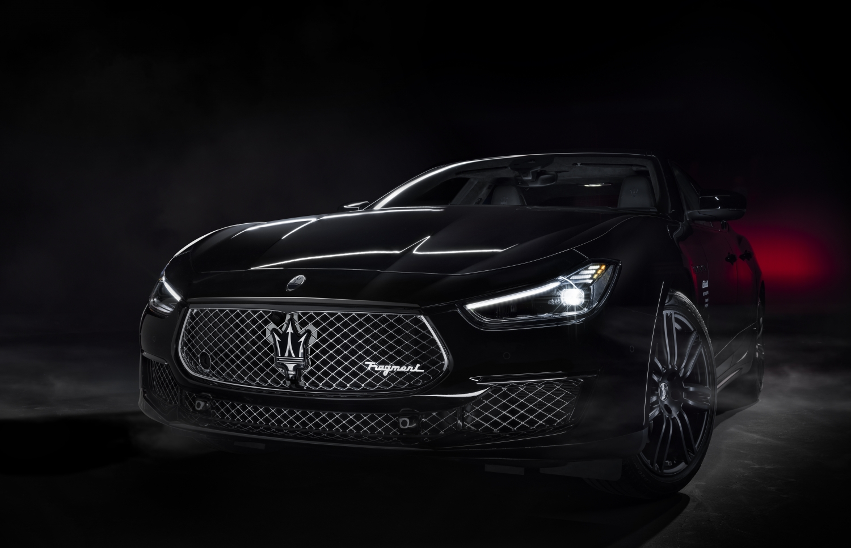 Maserati Special Edition Operanera e Operabianca.