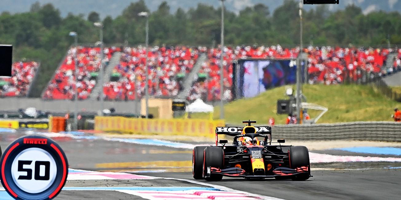 Diretta Gp Francia di F1.