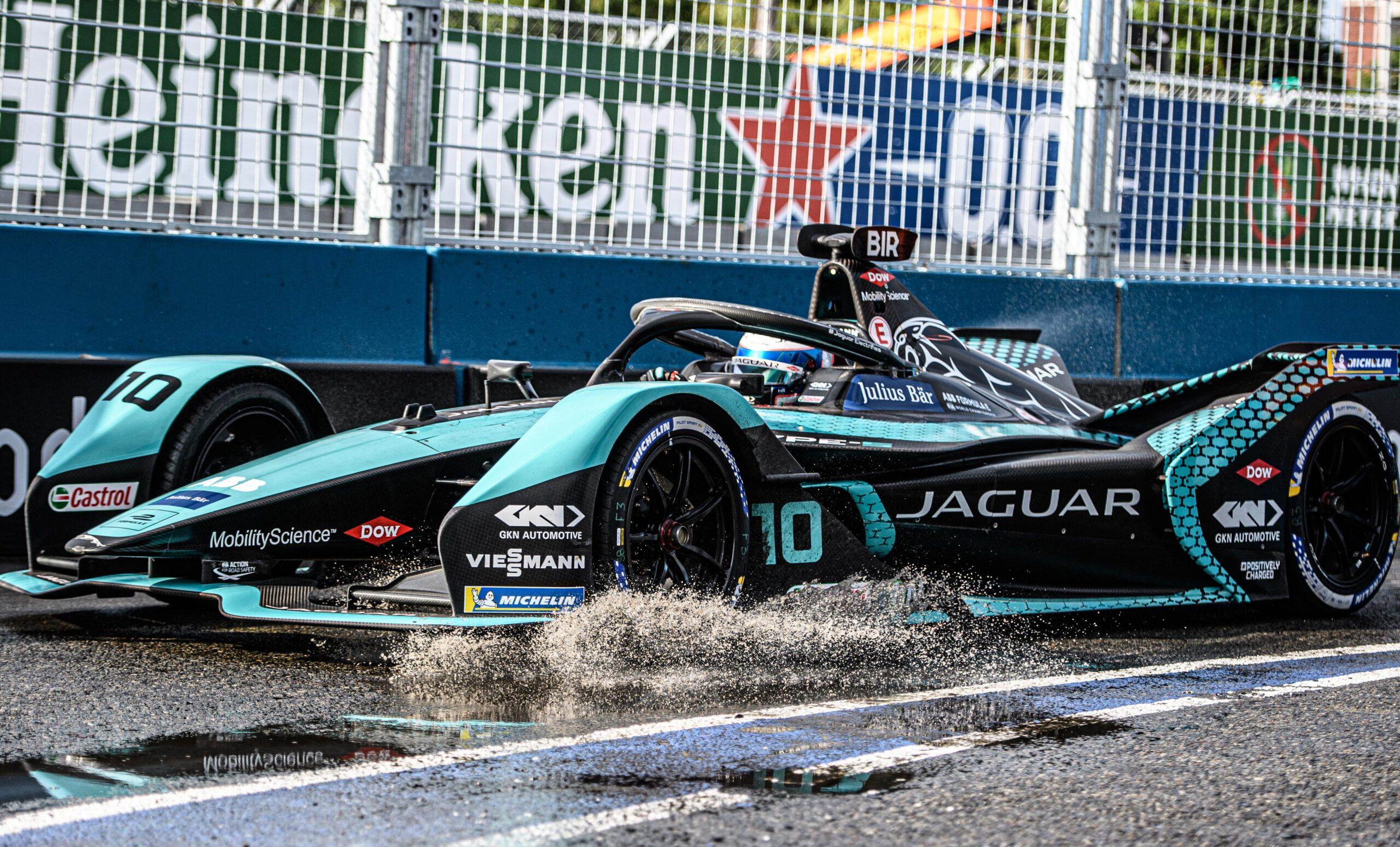 Jaguar Racing continua la sua avventura in Formula E con la Gen3