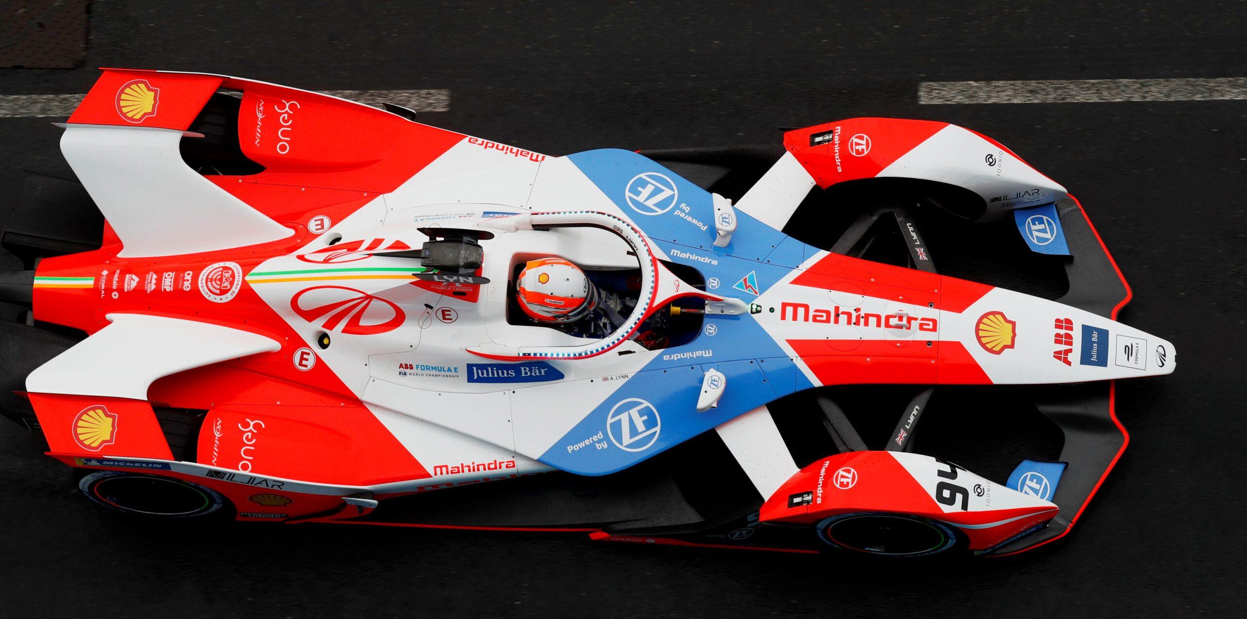 Qualifica E-Prix di Londra: Alex Lynn(Mahindra Racing) in Pole Position.