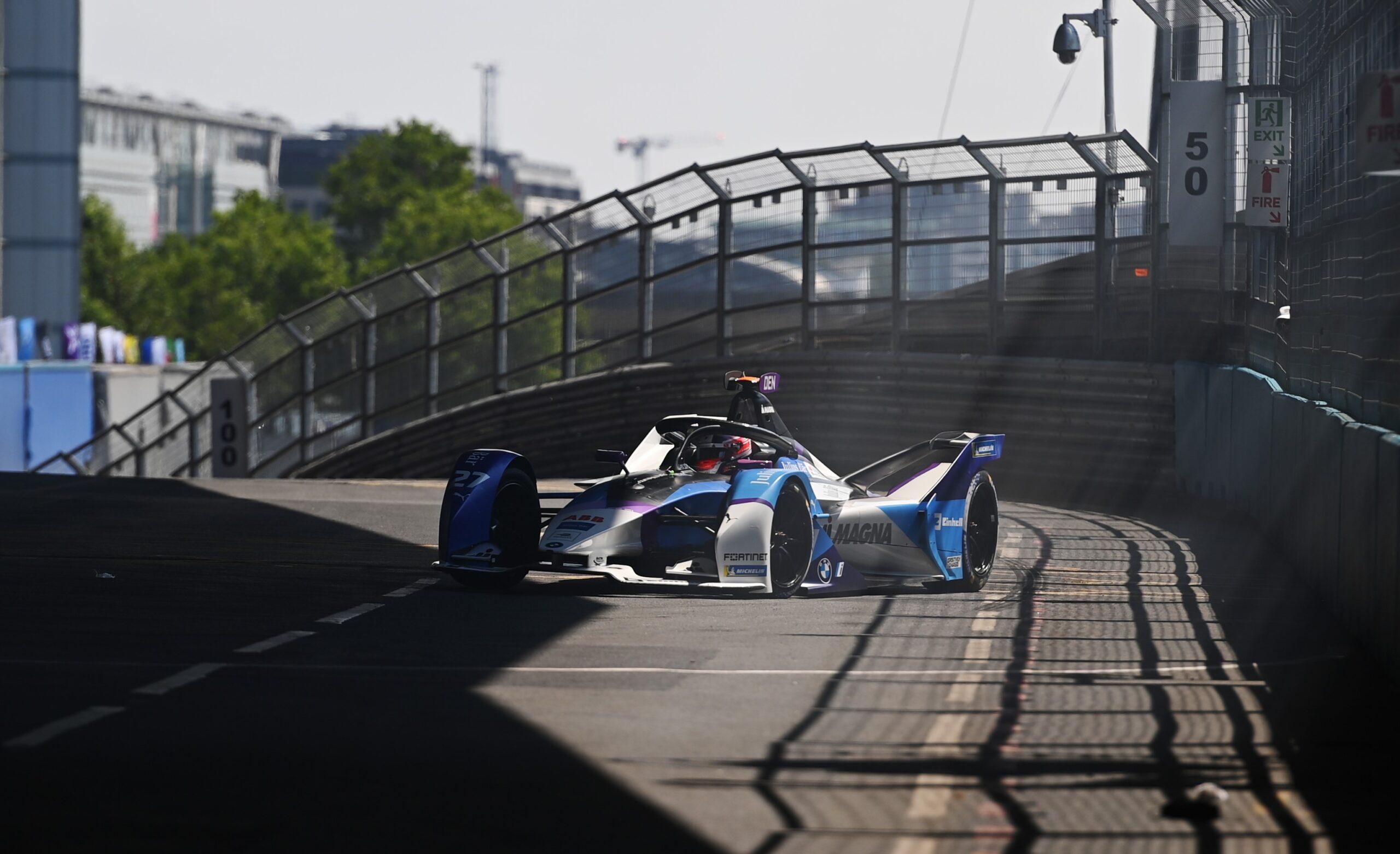 Gara E-Prix di Londra: Dennis vince con la BMW, Mercedes ritorna sul podio.