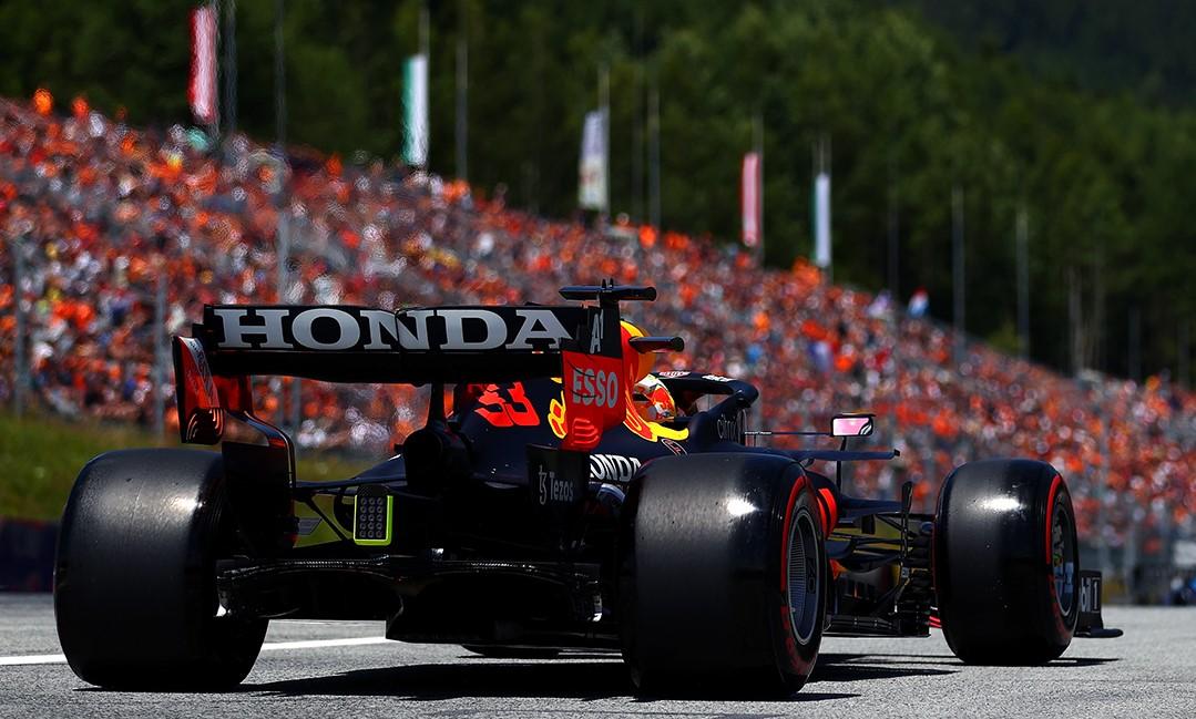 FP3 Gp d'Austria: Verstappen leader, Ferrari 6° e 9°