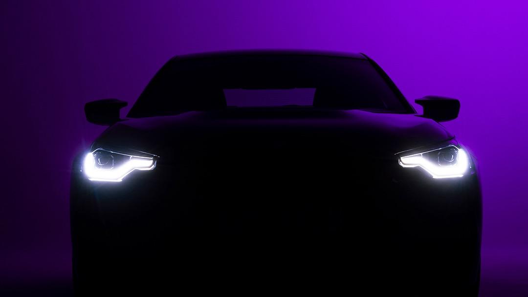 Nuova BMW Serie 2 Coupé: Primo teaser della nuova generazione.