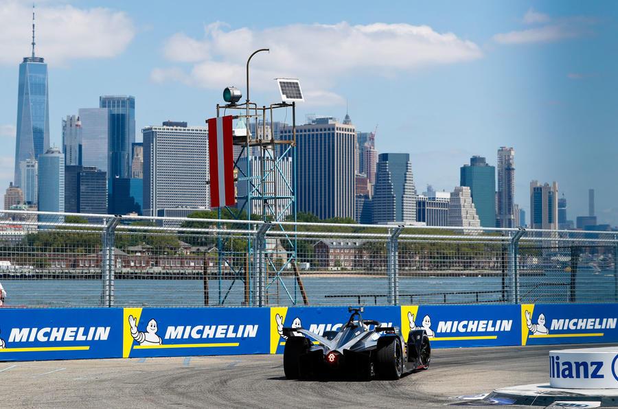 Meteo Brooklyn: Previsioni meteo per la gara di Formula E a New York City.