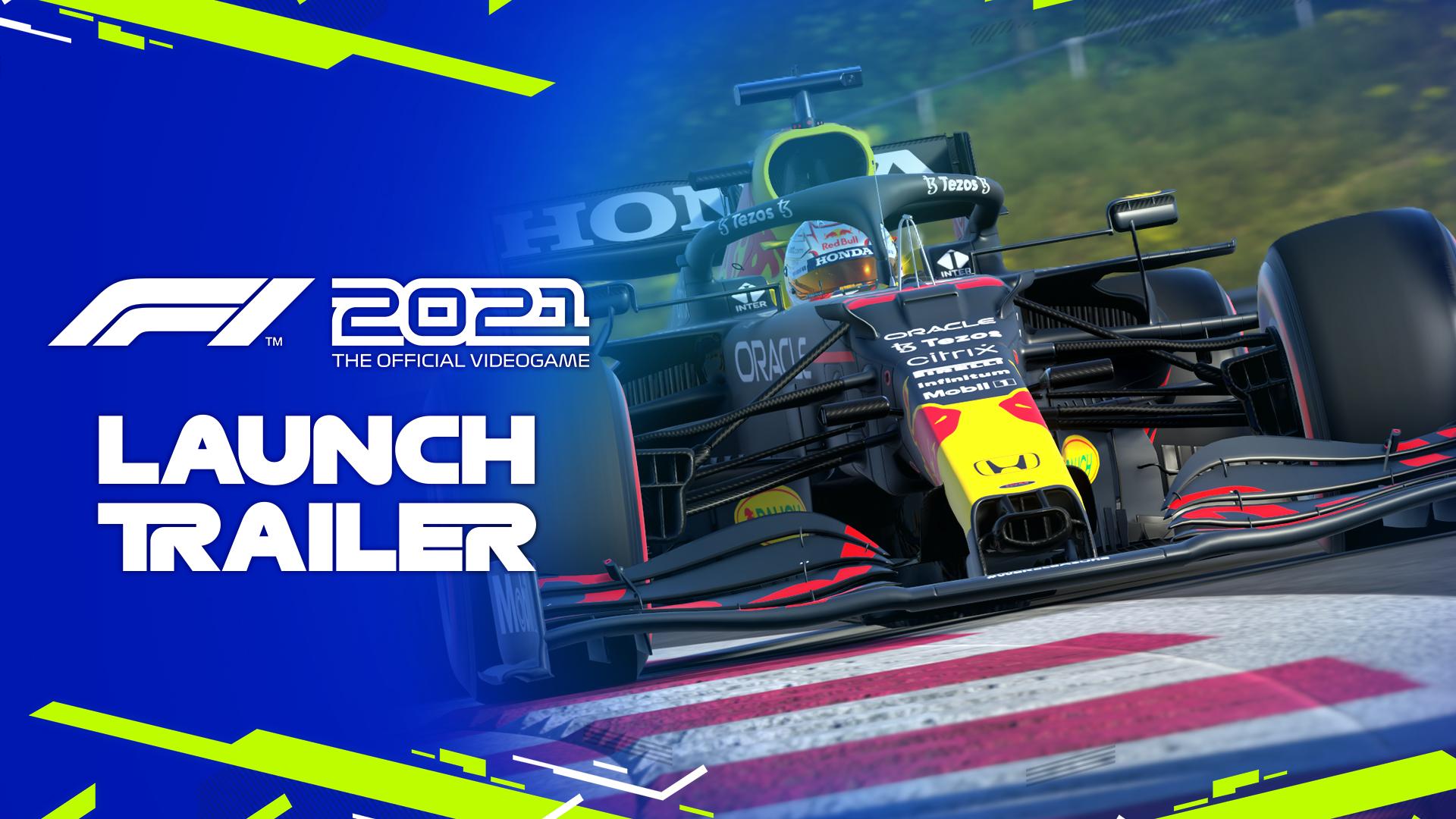 F1 2021 Game: diffuso il trailer ufficiale.