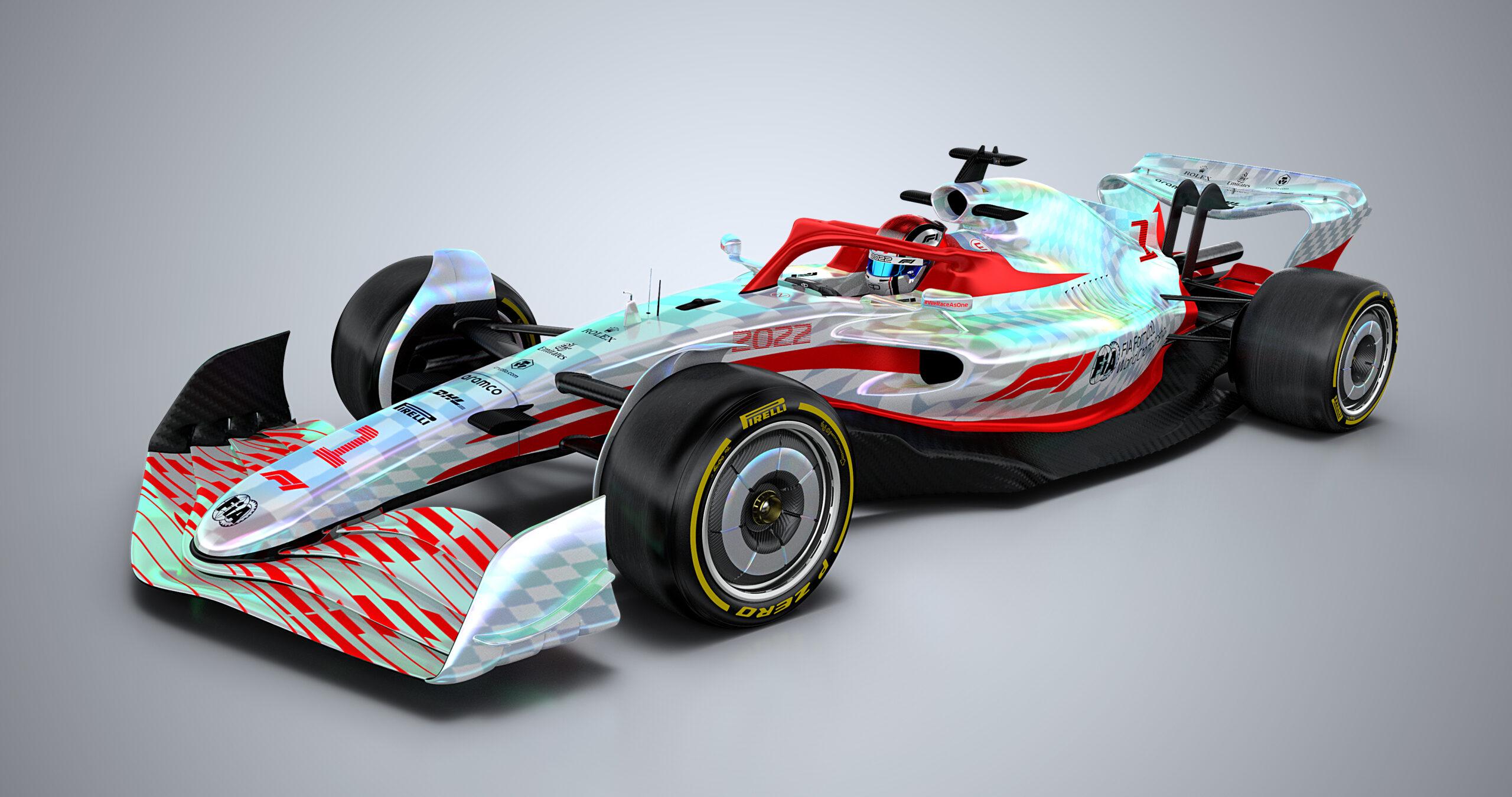 F1 2022: Presentata la monoposto.