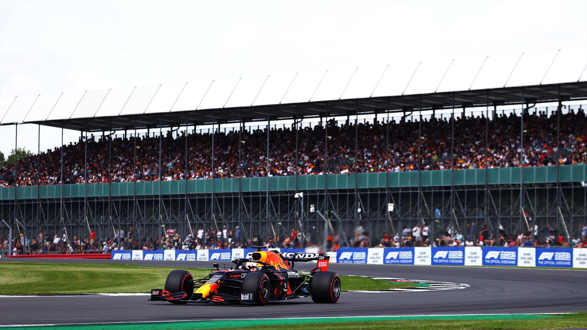 FP2 Gp Silverstone: Verstappen ottimo nel passo gara.