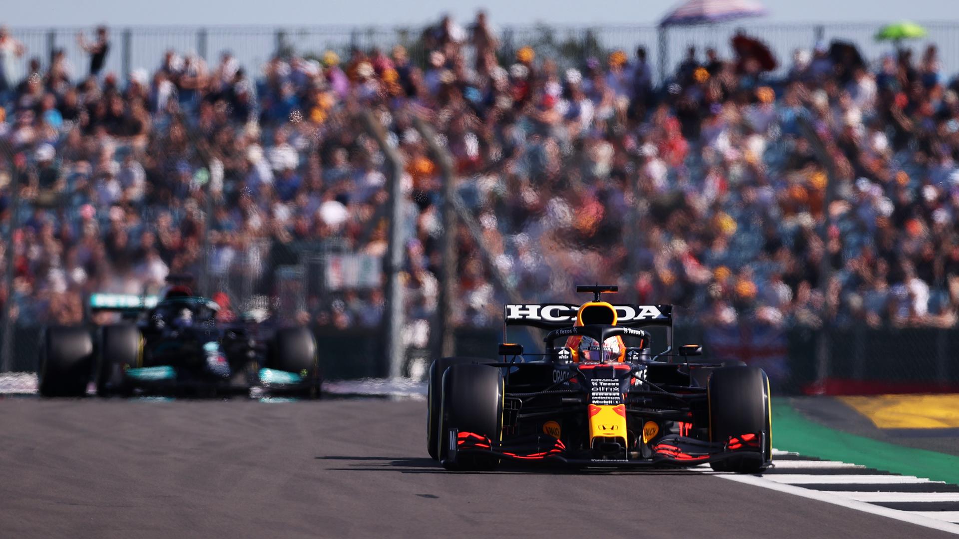 Sprint Race Gp Silverstone: Verstappen in pole, Ferrari 4° e 11°.