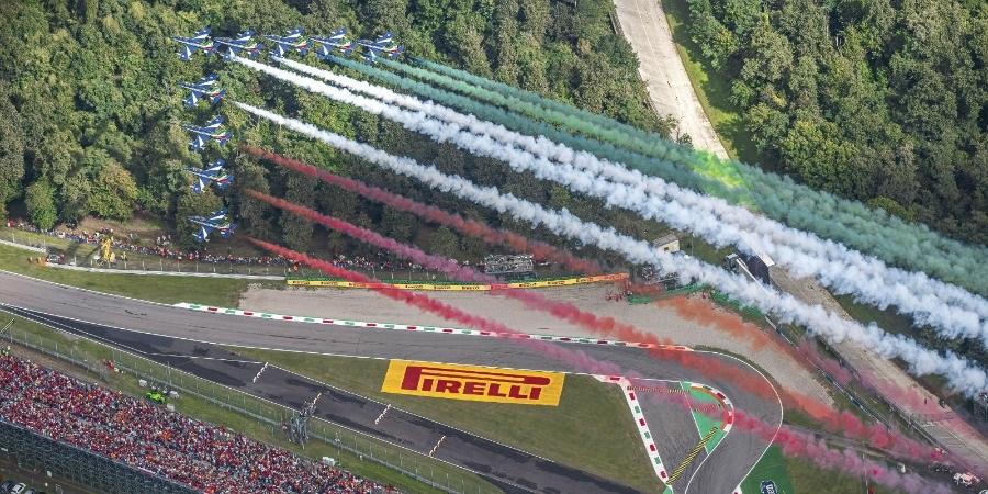 Sprint Race anche nel GP d'Italia a Monza.