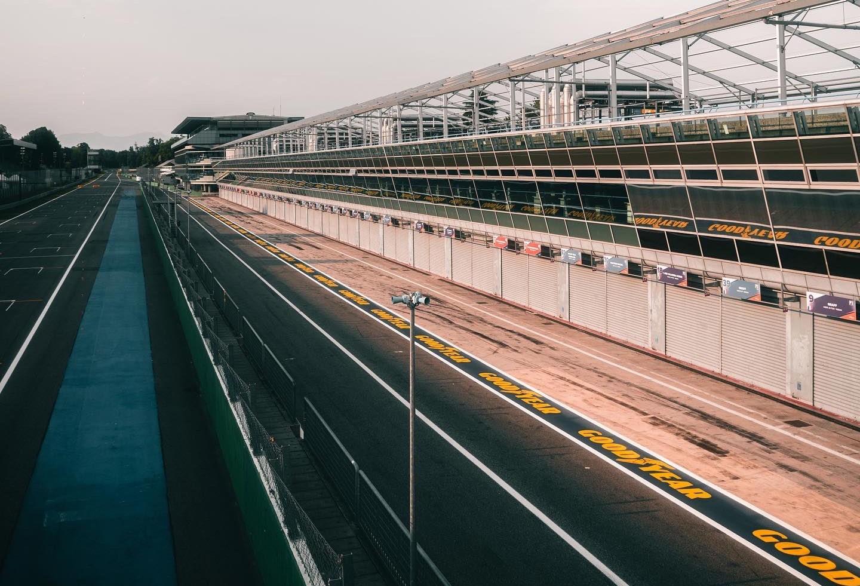 Autodromo di Monza aperto al pubblico per il 50% della capienza.