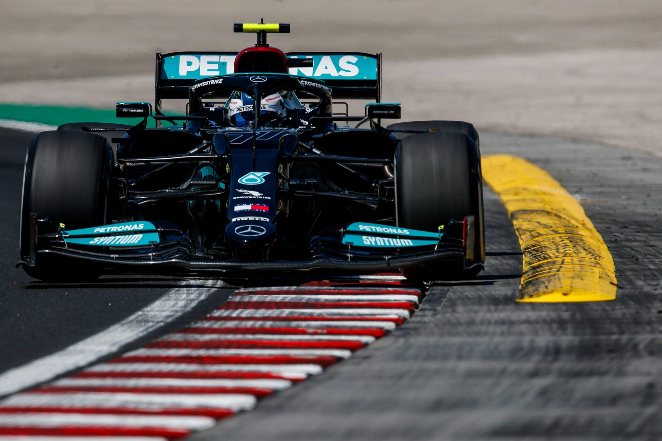 Prove libere 2 del Gp d'Ungheria: Le Mercedes dominano, Ferrari 11° e 12°.