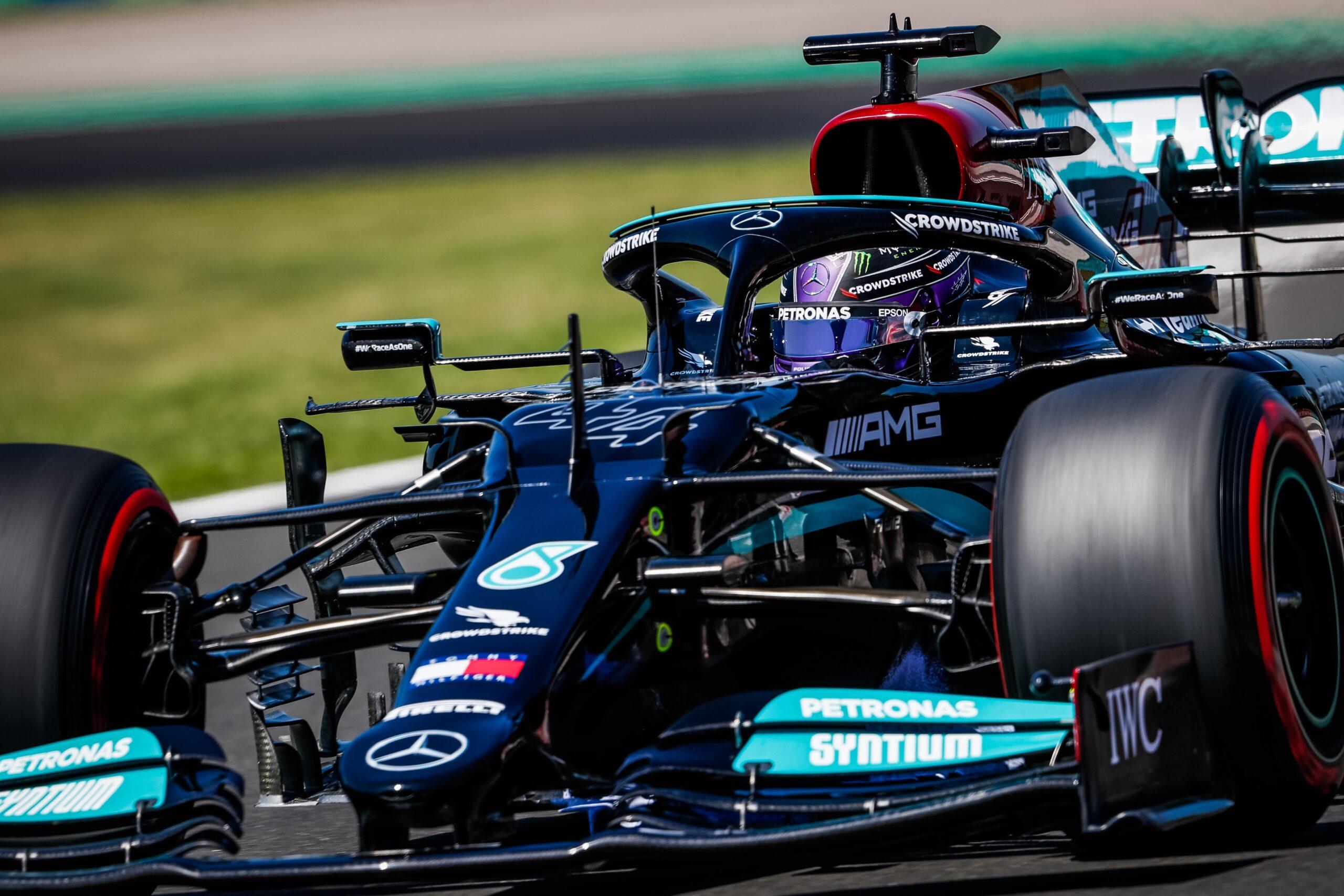 Qualifiche del Gp d'Ungheria: Hamilton in pole, solo una Ferrari in top 10.