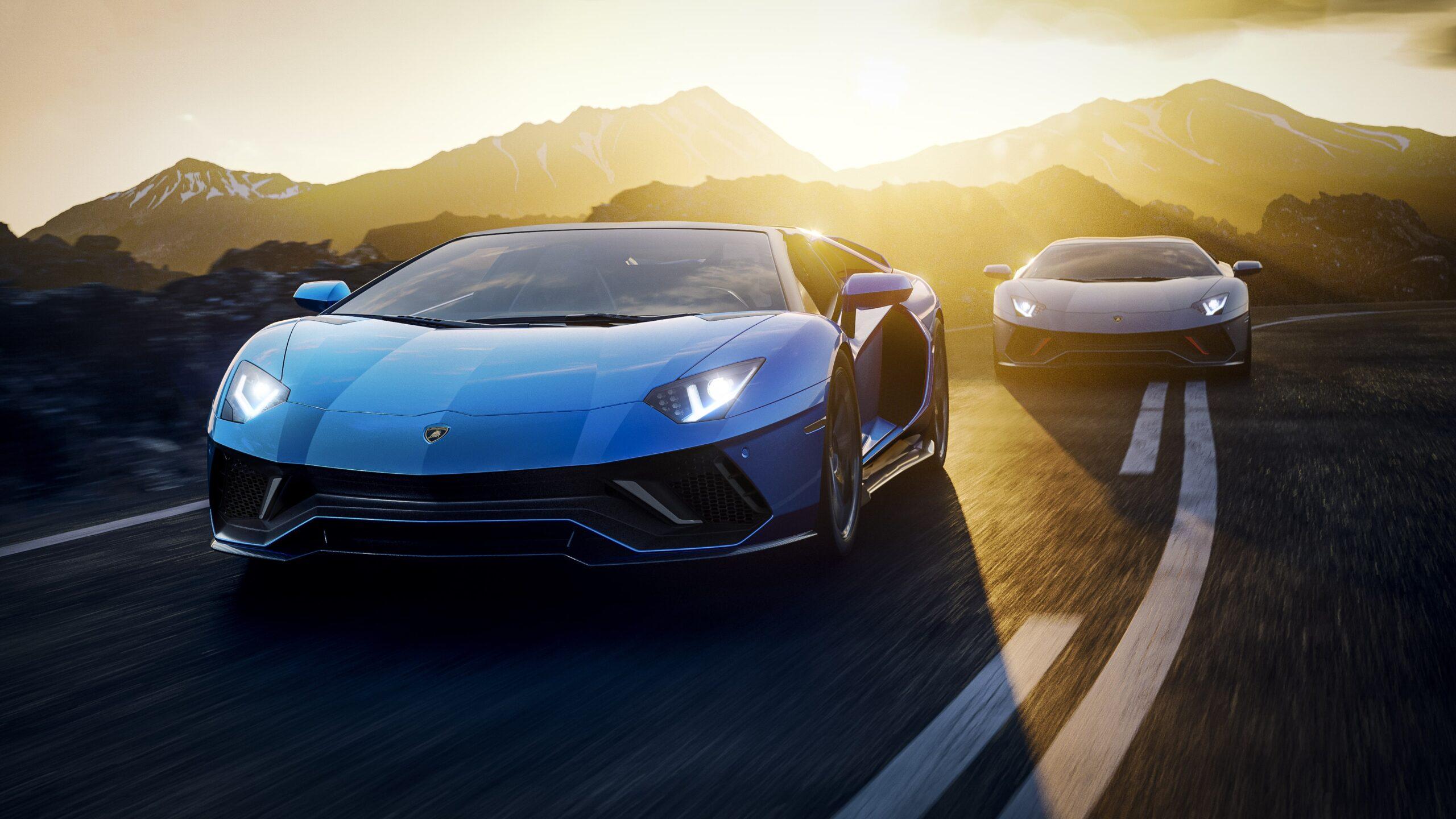 Lamborghini Aventador Ultimae: prestazioni estreme.