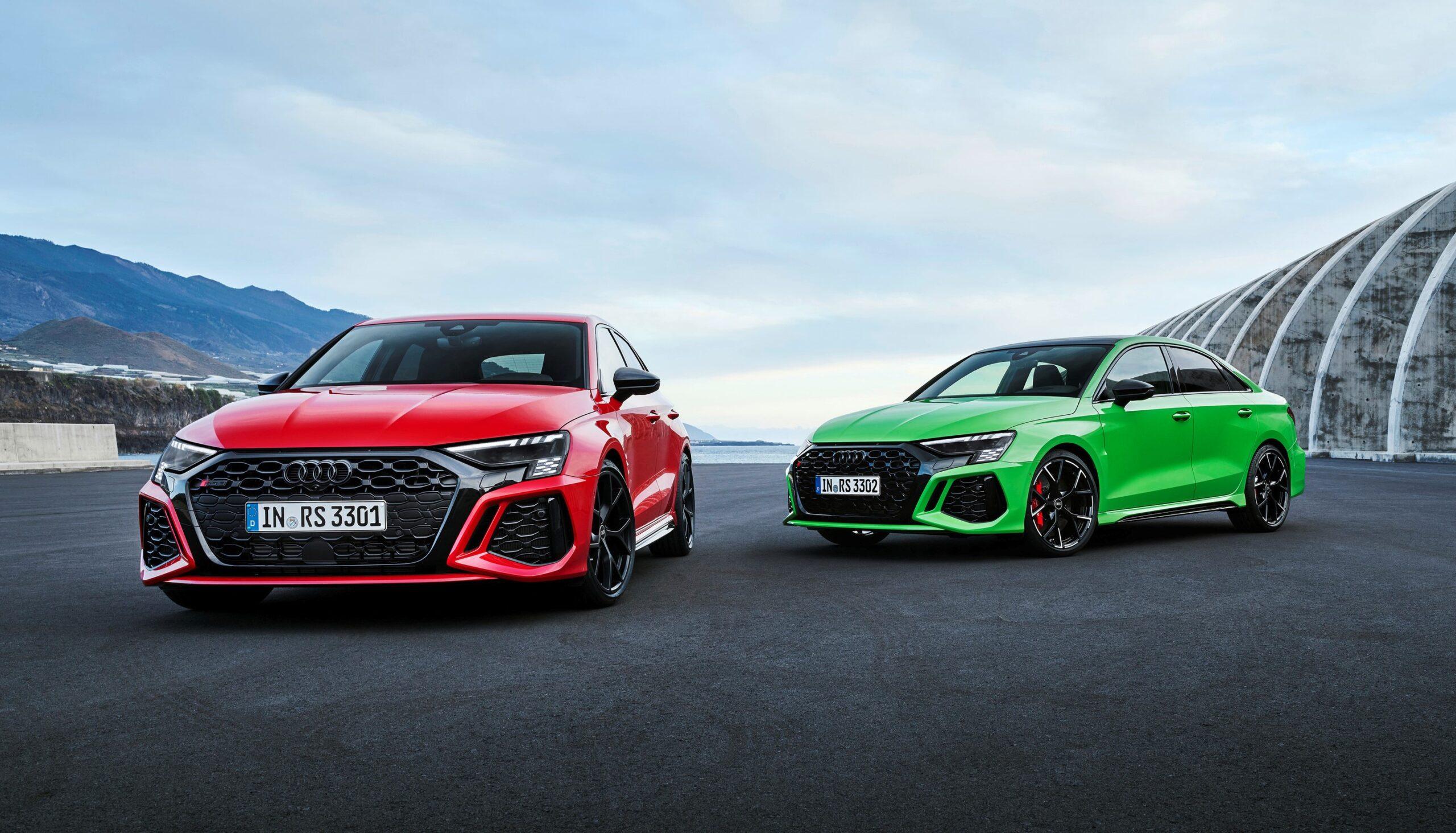 Nuova Audi RS 3: motore, prezzo e uscita.